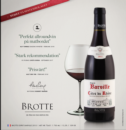 Brotte Côtes du Rhône Esprit Barville is available in Sweden
